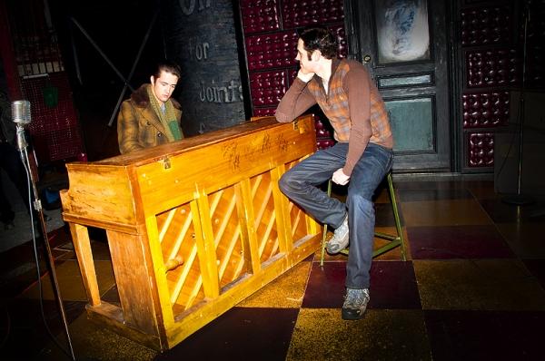 Eddie Clendening & Erik Hayden