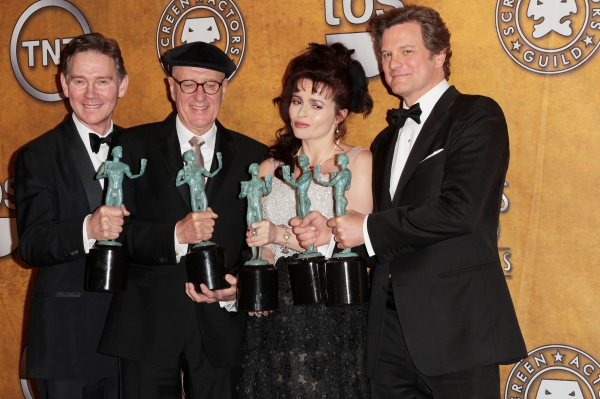 Photo Coverage: 2011 SAG Awards Winners!