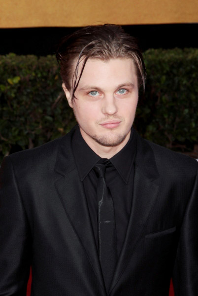 Michael Pitt pictured at the 17th Annual Screen Actors Guild Awards held at The Shrin Photo