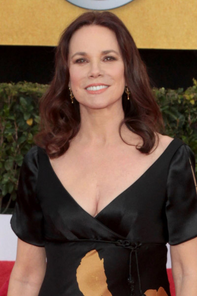 Barbara Hershey pictured at the 17th Annual Screen Actors Guild Awards held at The Shrine Auditorium in Los Angeles, California on January 30, 2011.  ï�¿½ RD / Orchon / Retna Digital. at 2011 SAG Awards Red Carpet!