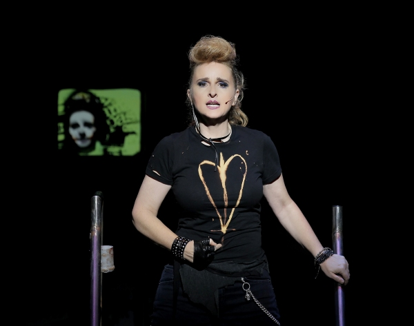 Photo Flash: Melissa Etheridge in AMERICAN IDIOT!
