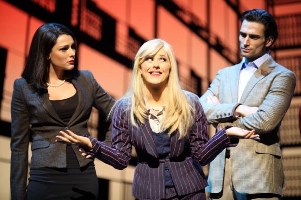 Siobhan Dillon, Susan McFadden and Simon Thomas