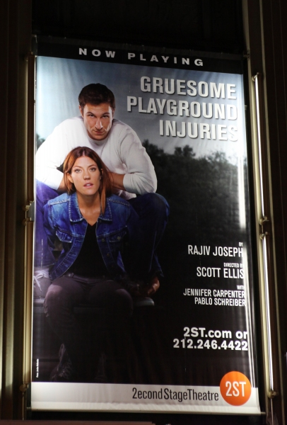 Photo Coverage: GRUESOME PLAYGROUND INJURIES Opens Off-Broadway
