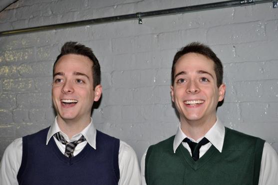 Paul and Robbie Rescignos