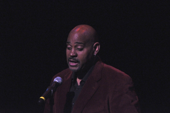 Allan Harris at 2011 Nightlife Awards