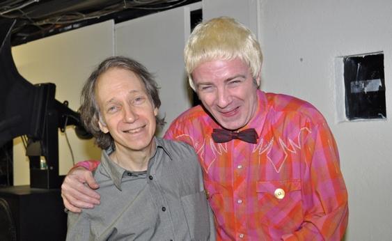Scott Siegel and Mark McCombs