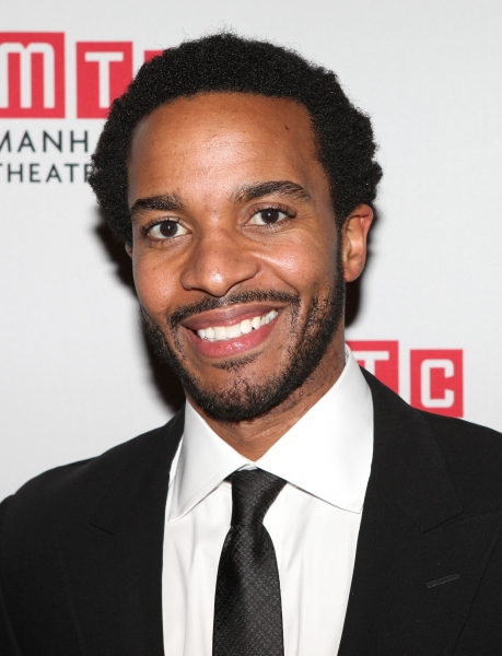 Photo Coverage: THE WHIPPING MAN Opens at NY City Center