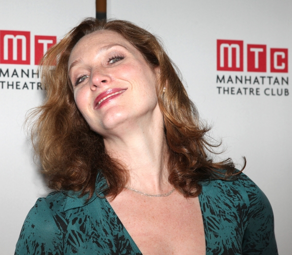 Kate Jennings Grant attending the Manhattan Theatre Club's  Photo