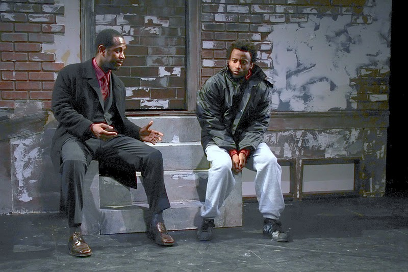 BWW Reviews: GENTRIFUSION - Stoop to Conquer