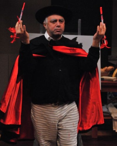 Photo Flash: Alley Theater Presents A Weekend With Pablo Picasso