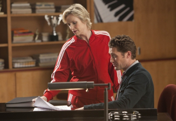 Photos and Audio: Tonight on GLEE - RENT, Bieber & More