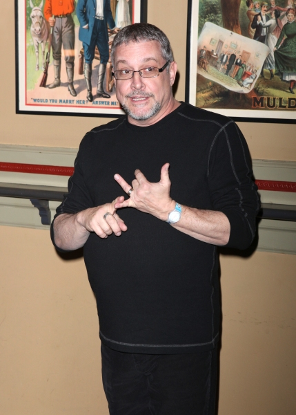 Michael Bush attends the 'Cactus Flower' Meet & Greet the Press event at the Westside Photo