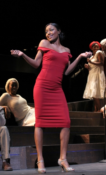 Photo Flash: Encores! LOST IN THE STARS!