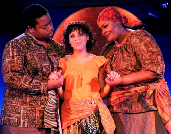 Photo Flash: Swift Creek Mill Theatre Presents Once On This Island