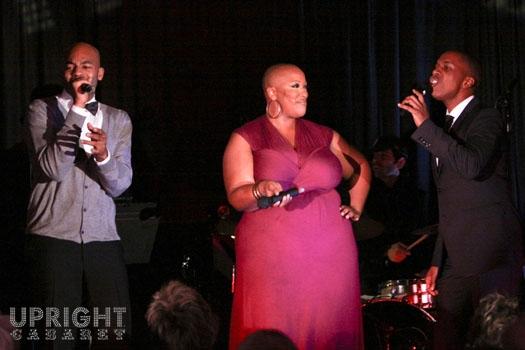 Photos: Upright Cabaret's 'SWEET SOUL MUSIC' electrifies with Davis, Dixon and Odom at La Mirada Theatre