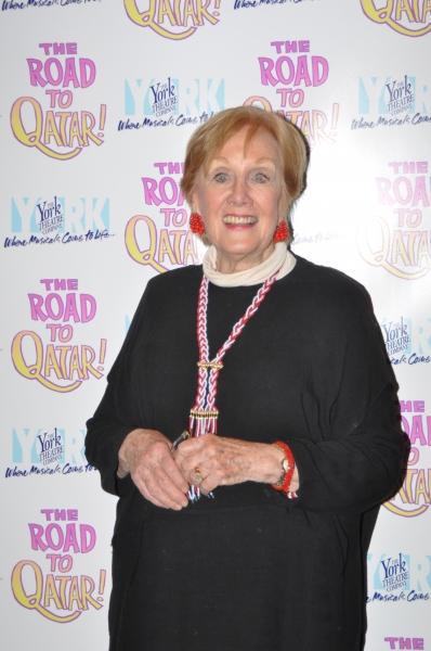 Marni Nixon at The Road To Qatar
