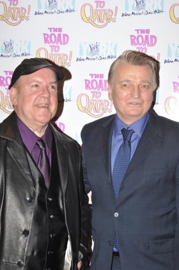 Michael Bottari and Ronald Case (Set, Costume & Puppet Design)