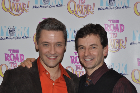 James Beaman and Keith Gerchak
