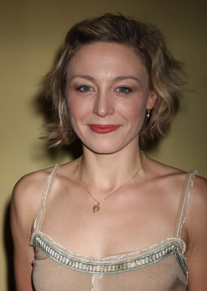 "Juliet Rylance at opening night of Classic Stage Company's production of Anton Chekhov's ""Three Sisters"""