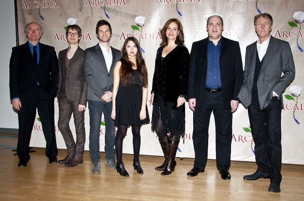 Photo Coverage: Meet the Company of ARCADIA!