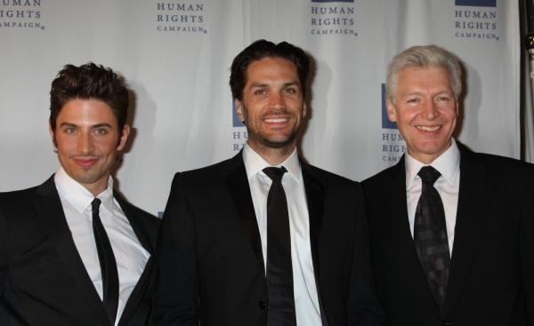 Nick Adams, Will Swenson and Tony Sheldon Photo