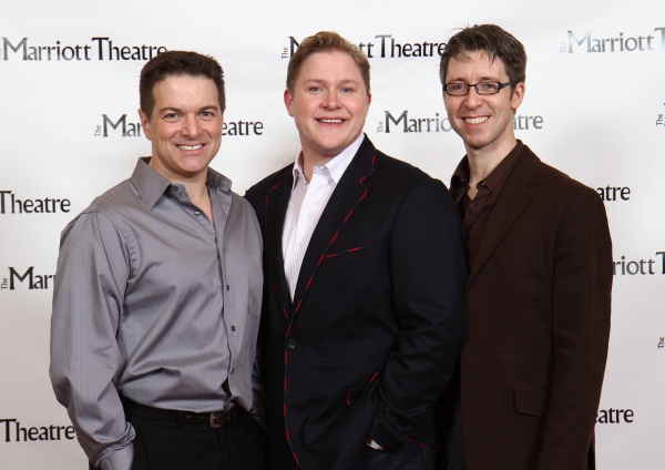 Photo Flash: Marriott Theatre Hosts Opening Night Of GUYS AND DOLLS