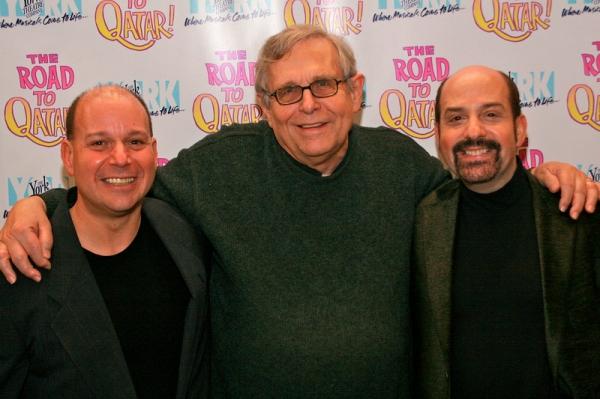 Stephen Cole, Richard Maltby, Jr., David Krane
