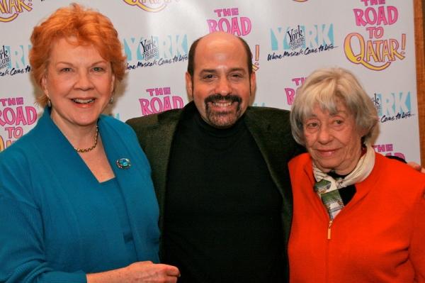 Beth Fowler, David Krane, Alice Hammerstein Mathias