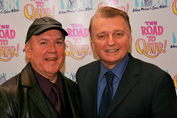 Michael Bottari, Ron Case