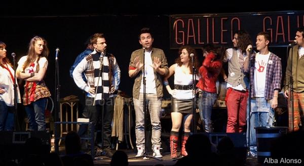 Ana Gonzalez, Ana San Martín, Gonzalo Alcaín, Nico Baumgartner, Lourdes Fabres, Andrea Rodriguez, Guillermo Sabariegos, Daniel Busquier y Angel Muniz