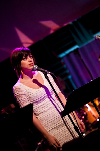 Photo Coverage: Ryan Scott Oliver Celebrates Songbook Release at Joe's Pub