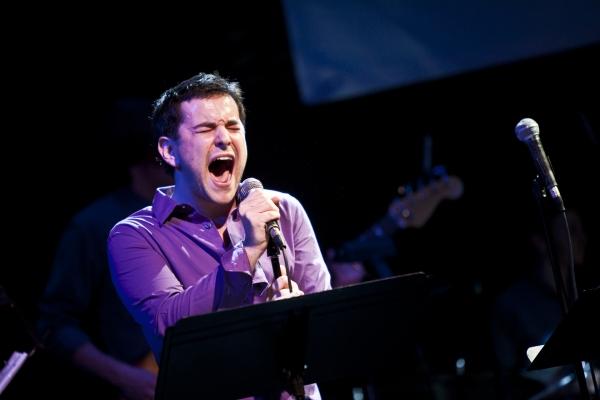 Photo Coverage: Ryan Scott Oliver Celebrates Songbook Release at Joe's Pub