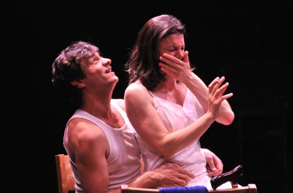 Andy Paris and Antoinette LaVecchia