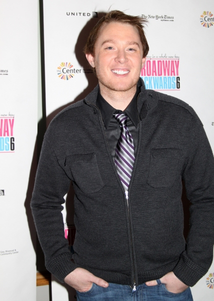 Clay Aiken at Broadway Backwards Raises $281,243 for BC/EFA