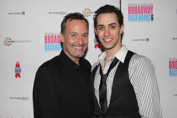 Photo Coverage: Broadway Backwards Raises $281,243 for BC/EFA