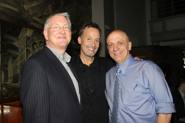 Frank Conway, Tom Viola and Steve Miller