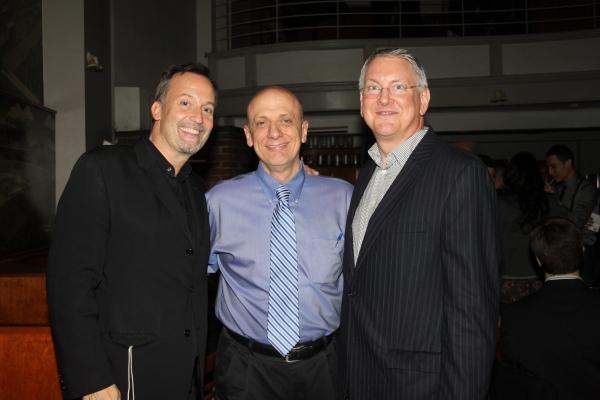 Frank Conway, Tom Viola and Steve Miller Photo