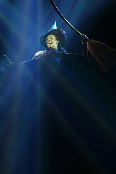 Photo Flash: Teal Wicks as Broadway's Newest Elphaba in WICKED