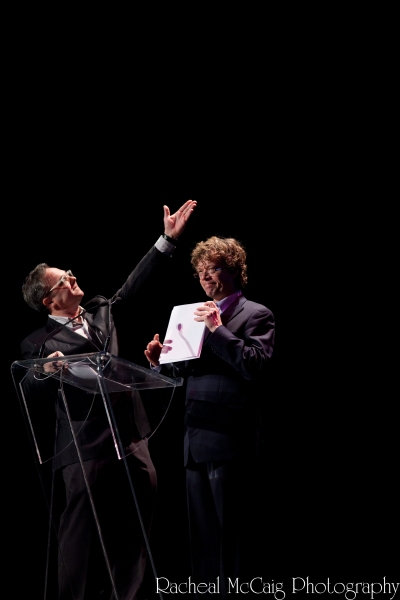 2 Pianos, 4 Hands' Richard Greenblatt & Ted Dykstra at 'Practically Perfect in Every Way' Mirvish's 2011-12 Season