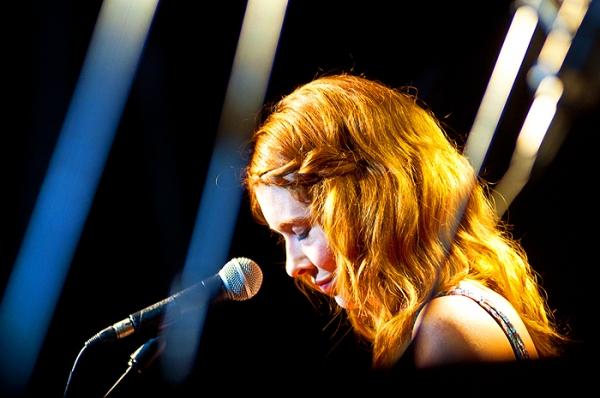 Nadia Quinn at Jones, Osnes, et al. Sing Kerrigan & Lowdermilk  at CD Release Concert