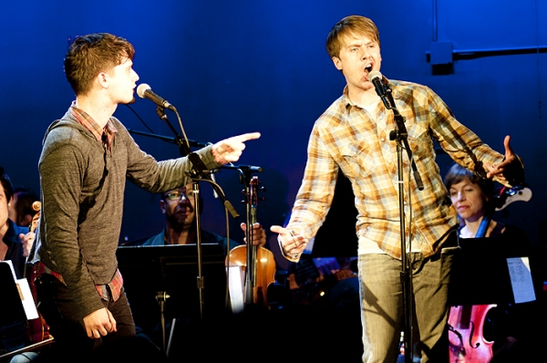 Andy Mientus & Steven Booth Photo
