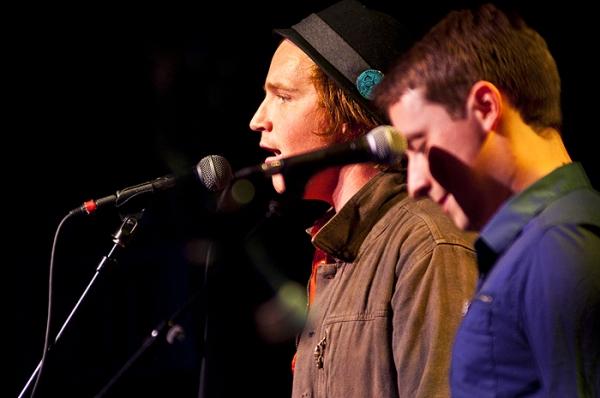Adam Armstrong & Jonathan Reid Gealt