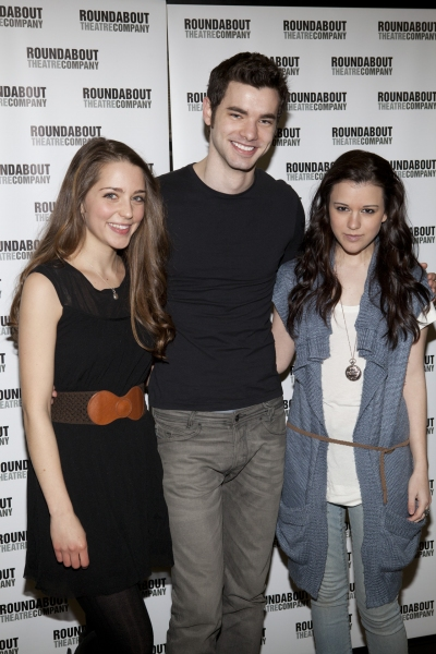 Photo Coverage: Meet The Cast: The Dream of the Burning Boy