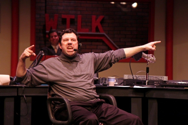 Photo Flash: TALK RADIO Opens At TheatreWorks New Milford