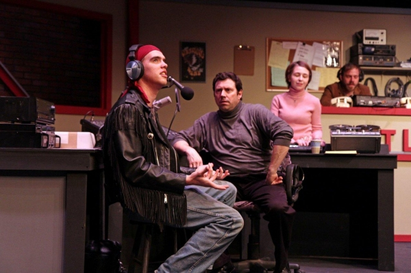 Photo Flash: TALK RADIO Opens At TheatreWorks New Milford