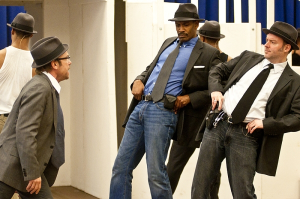 Photo Coverage: First Look - CATCH ME IF YOU CAN in Rehearsal