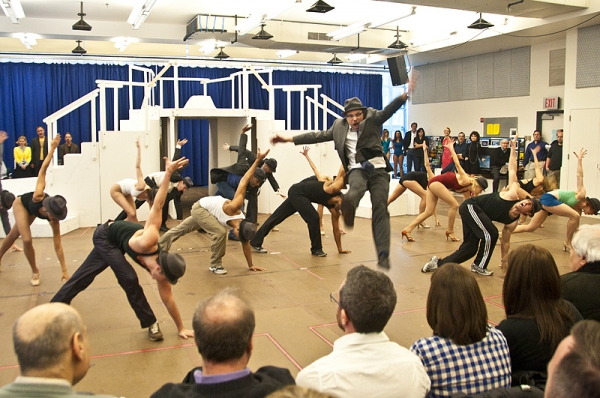 Photos: First Look - CATCH ME IF YOU CAN in Rehearsal