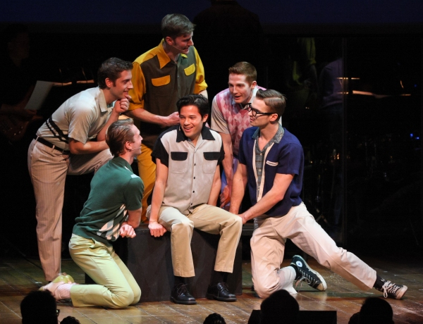Photo Coverage: BROADWAY BACKWARDS 6 - The Show!