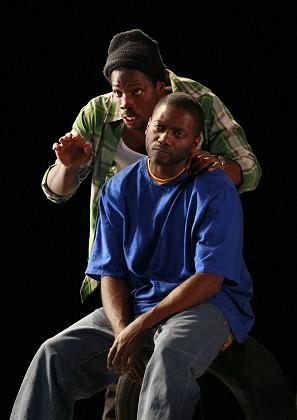 BWW Reviews: THE BROTHERS SIZE at the Seattle Rep