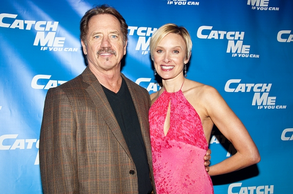Photo Coverage: CATCH ME IF YOU CAN Meets the Press